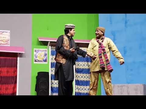"Punjabi Stage Drama ""Alaram Kharkan Gay"" Clip 4 of 6 - New Pakistani Punjabi Stage Drama 2018"