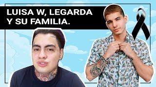 LUISA W, LEGARDA Y SU FAMILIA.