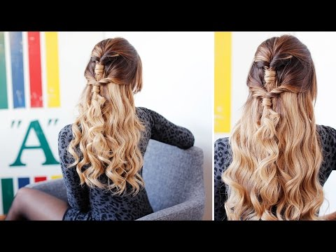 Cute & Easy Prom Hairstyle | Luxy Hair