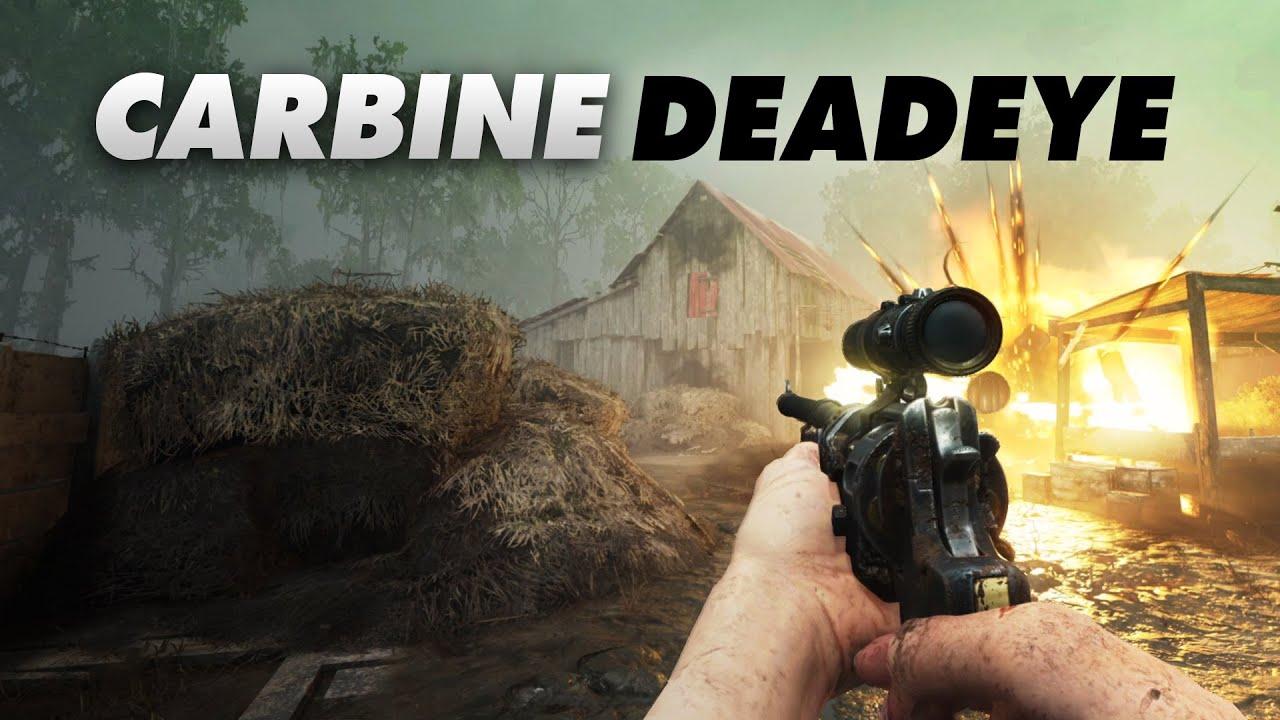 Download Officer Carbine Deadeye! - Hunt Showdown Solo Gameplay