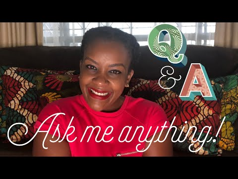 ASK ME ANYTHING Pt.1 // Quitting my job again, handling failure,  weight loss update?!!