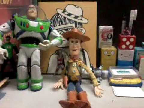 Toy story woddy and buzz toys review