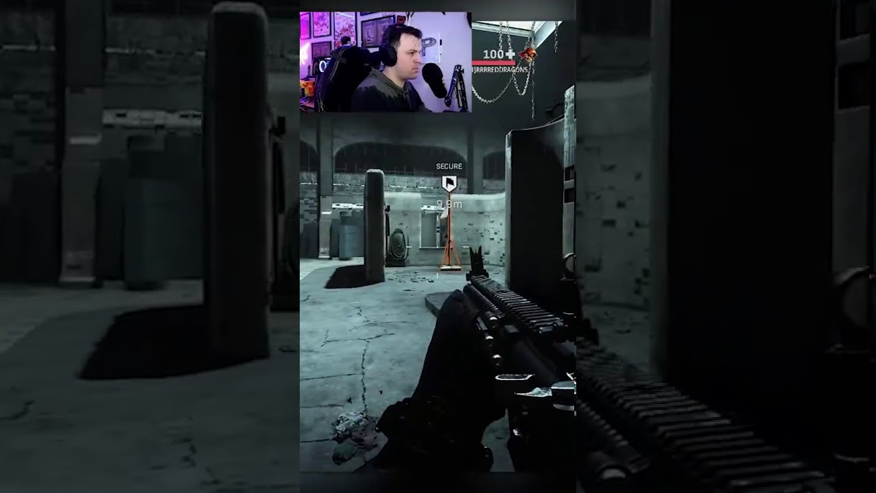 WARZONE BEST CLIPS! - Yeah she said that #shorts