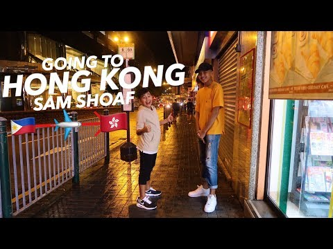 OUR TRIP TO HONG KONG!! (INSANE)
