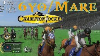 [PS3]Champion Jockey G1 Jockey & Gallop Racer - 6yo Still WINNING