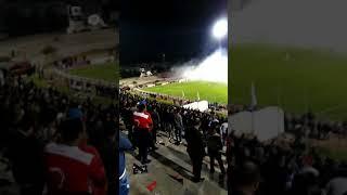 RETOUR 1/16 COUPE ARABE :ESS VS WAC à Stade olympique de Sousse.