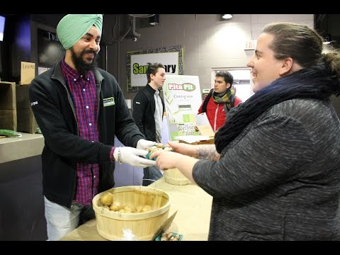 Conestoga College students eat local and affordably