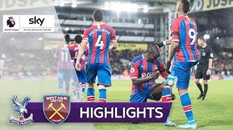Ayews unfassbarer Sololauf in der 90. | Crystal Palace - West Ham 2:1 | Highlights