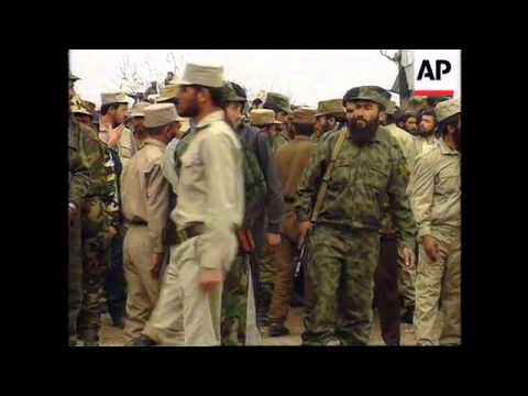 Afghanistan - UN Peace Mission