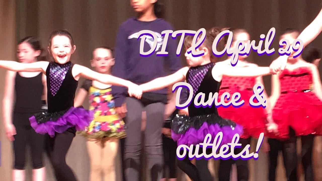 DITL Dance & Outlet haul  Vera Bradley, Yankee Candle, Vineyard Vines,  Disney +
