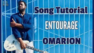 [R&B Guitar Lesson] Entourage by Omarion Video