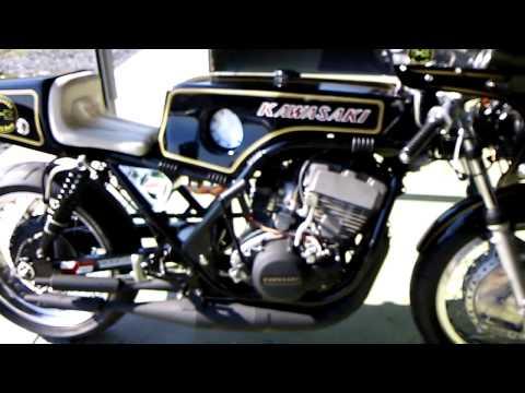 kawasaki H2 750ss H2RR cafe Racer