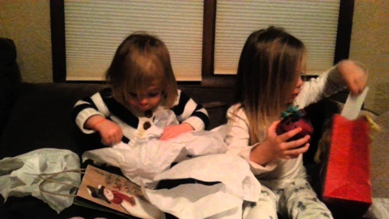 JIMMY KIMMEL, Bad Christmas gift, sweet girls - YouTube
