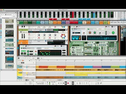 The History of Propellerhead Reason 1-10