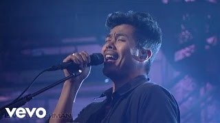 The Temper Trap - Trembling Hands (Live on Letterman)