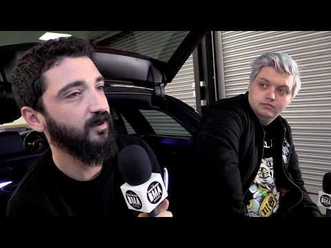 Flux Pavilion & Doctor P Car Soundsystem Handover - JL Audio Europe