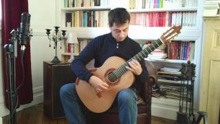 Graham Caldersmith  concert lattice n°90 serenata espagnola www.guitare-classique-concert.fr