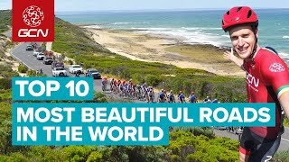 Top Ten Most Beautiful Roads To Cycle On In The World