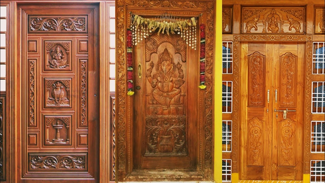 2020 Traditional Wooden Front Door Desing Collection Wooden Front Door Ideas Youtube,New Born Baby Welcome Home Decoration Ideas