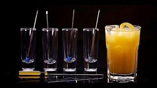 видео Коктейль Отвертка (Screwdriver), рецепт коктейля Отвертка