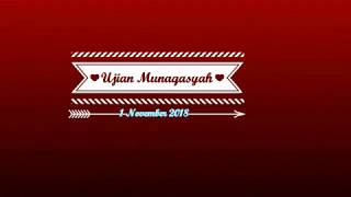 Ujian Munaqasyah Fakultas Uswah Institut Agama Islam Negeri IAIN Ambon  #Arul Wms