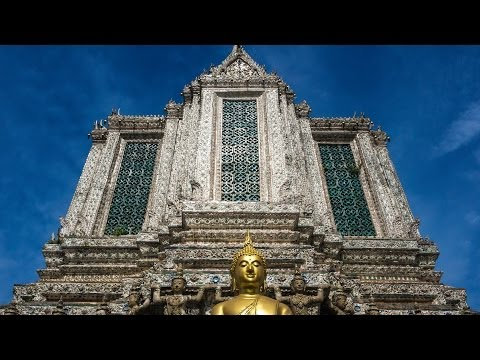 Visiting Wat Arun | Bangkok Travel