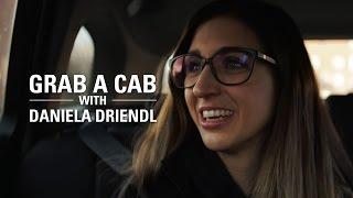 Grab a Cab with... Daniela Driendl (Team Germany)