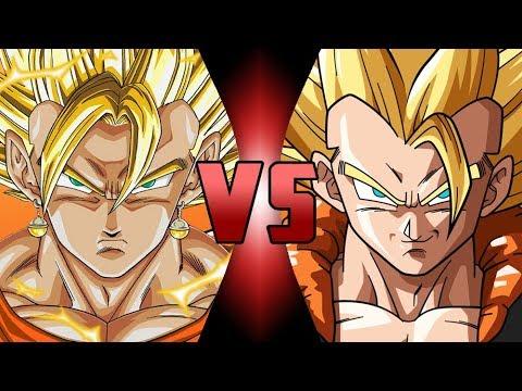 Super Vegito VS Super Gogeta | Buu Saga VS Fusion Reborn