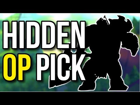 HIDDEN OP SUPPORT PICK | HIGHEST WIN RATE IN THE GAME - League of Legends