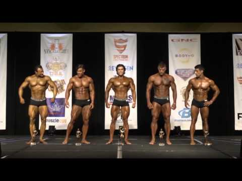 Alexander Fong Classic Physique Gov Cup 2016