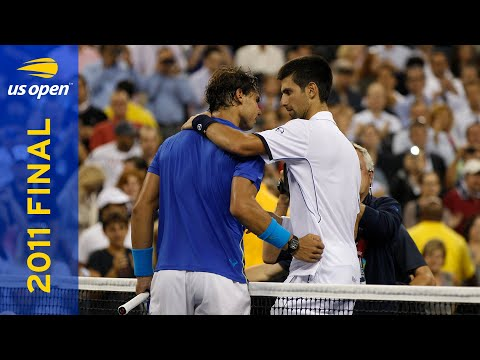 Novak Djokovic Vs Rafael Nadal Full Match | US Open 2011 Final
