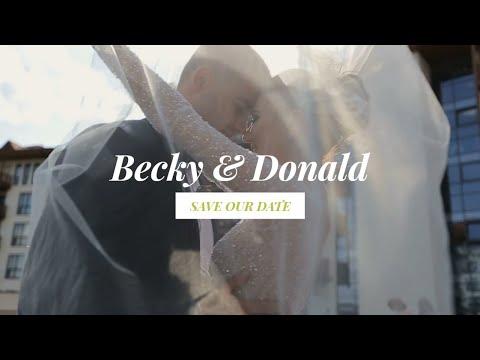 A Beautiful Wedding Invitation Video Sample – FlexClip