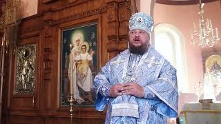 Слово митрополита Ферапонта в праздник Смоленской иконы Божией Матери
