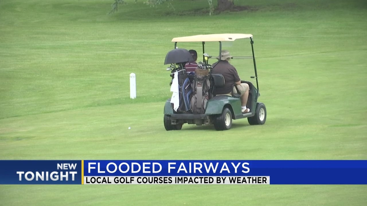 Local golf courses impacted by weather – Weather Point
