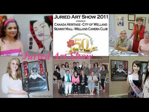 Welland Rose Festival - 50th Anniversary DVD