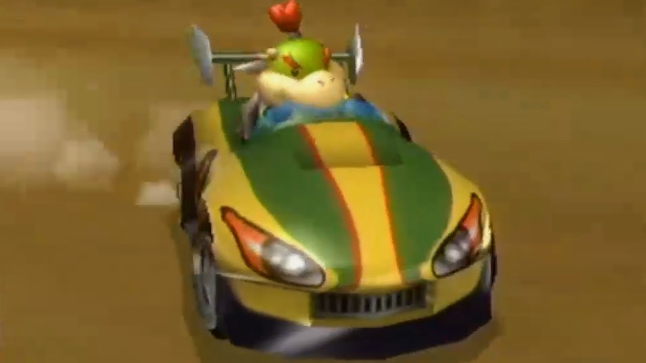 mario kart wii how to get bowser jr