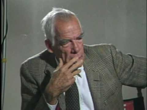 LEE MARVIN on AMERICAN THEATRE WING HENRY HATHAWAY PART 1