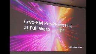 Cryo-EM data pre-processing at full Warp (Dmitry Tegunov)