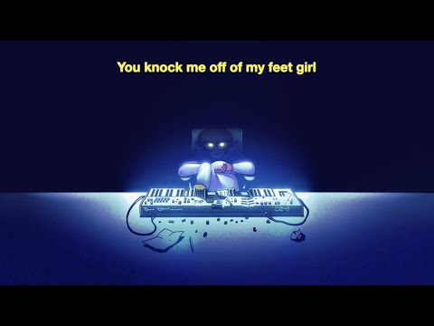 Midnight Generation - You Knock Me Off of My Feet (Lyric Video)