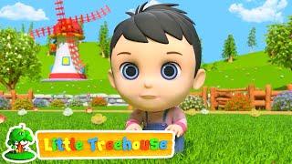 Бу бу песня   Развивающие мультфильмы   Little Treehouse Russia   Детские стишки   Дошкольное