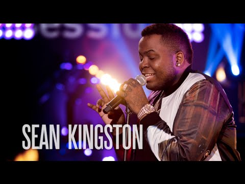 "Sean Kingston ""Beat It"" Guitar Center Sessions on DIRECTV"