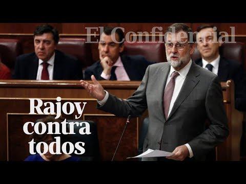 Resumen de la previa a la MOCIÓN DE CENSURA contra Rajoy por el caso Gürtel