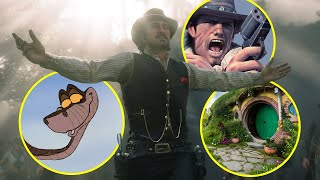Red Dead Redemption 2: 17 Easter Eggs And References You Totally Missed