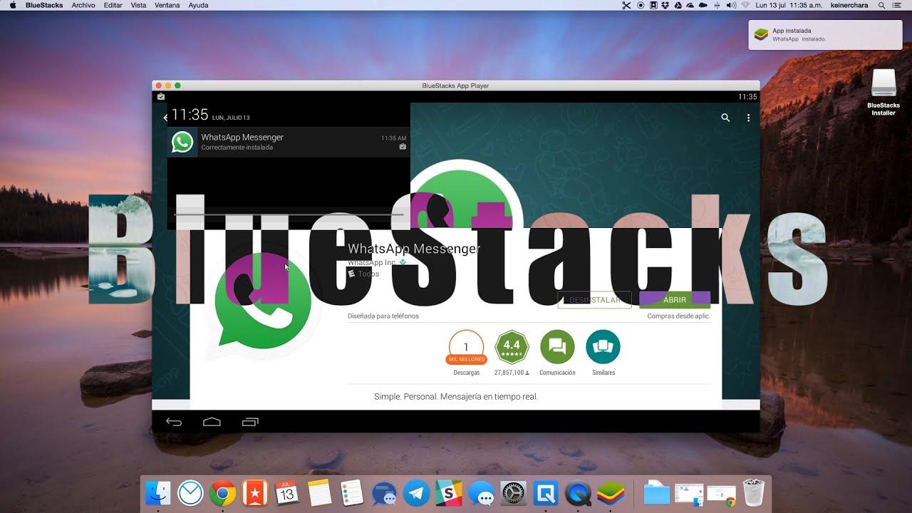 BlueStacks - Emulador Android para Mac y PC
