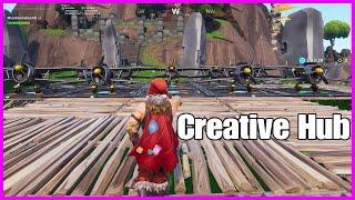 Fortnite Glitch s'appuie sur Creative Hub Lobby (fr) Fortnite Fortnite