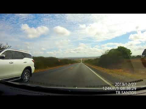 Nordeste 2019 (Hortolândia SP a Bonito - PE) Ribeira do Pombal BR-410 Parte 28
