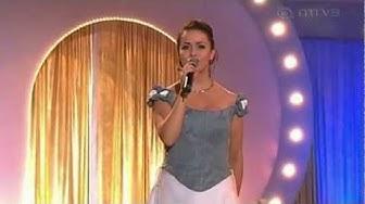 Tangomarkkinat 2004 finaali - Tangokuningatar Johanna Debreczeni  - Sateinen ilta