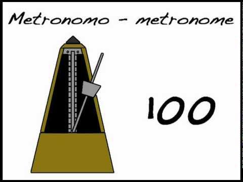 METRONOME 100 - METRONOMO 100 BPM