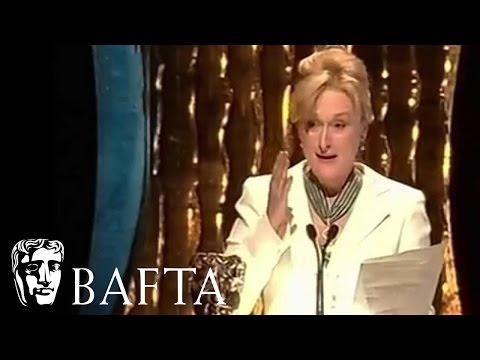 Meryl Streep says 'I would like to spank...' in 2003