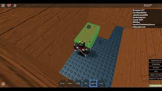 Caja de arena de ROBLOX (ROBLOX Sandbox) Tutorial de puerta inalámbrica/botón